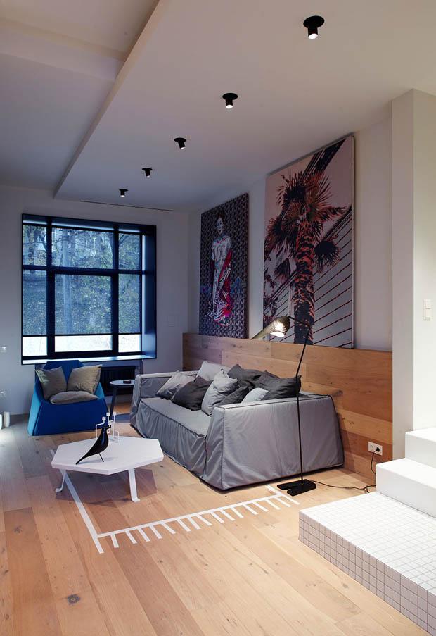 ไอเดีย ออกแบบห้องนอนอ่านหนังสือ
