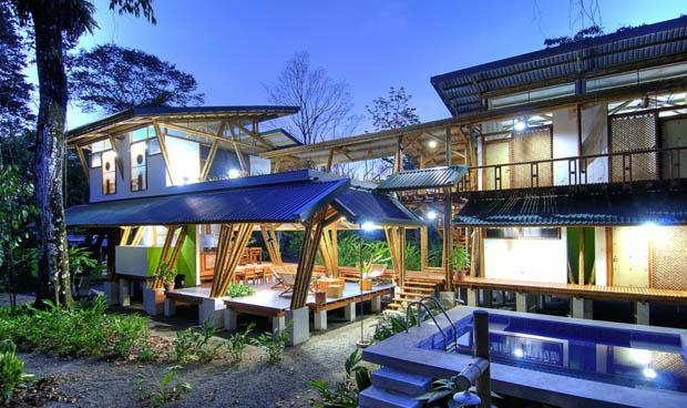 บ้านไม้ไผ่ Eco Resort