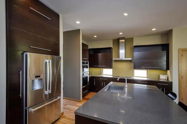 ภาพห้องครัวแต่งสวยมาก