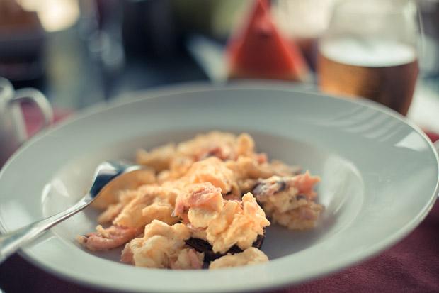 เมนูอาหารเช้า สไตล์อิตาเลี่ยน