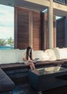 ติดต่อห้องพัก Aava Resort ขนอม