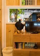 โต๊ะทีวี งานไม้แฮนเมด
