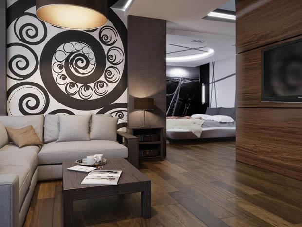 การออกแบบอพาร์ทเม้นท์