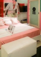แบบห้องนอนตัวอย่าง SB Design Square