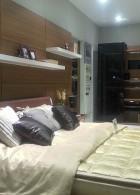 เตียงนอนผ้ากำมะหยี่