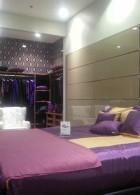 ชุดห้องนอนสีม่วงสดใส