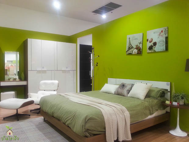 เฟอร์นิเจอร์ห้องนอน เตียงนอน SB DESIGN SQUARE