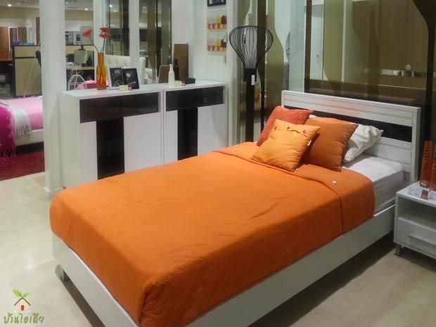 เตียงนอนขนาดเล็ก SB Furniture