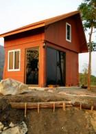 แบบบ้านไม้ ขนาดเล็ก Small home Thai