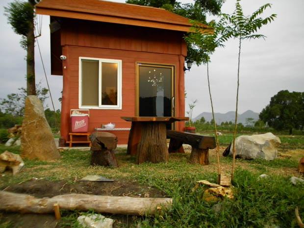 แบบบ้านหลังเล็ก ในประเทศไทย