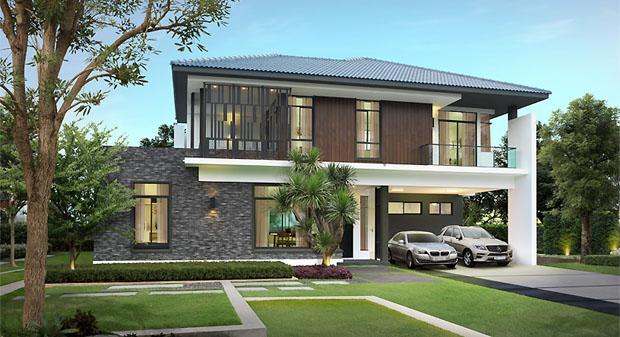 บ้านหรู ราคา 20 ล้าน