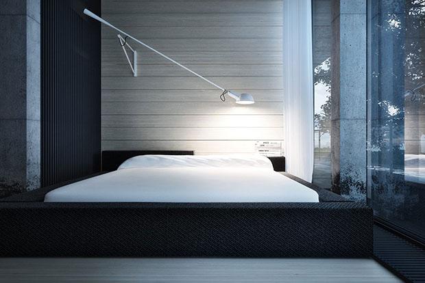 โคมไฟห้องนอน สว่าง สวยงาม