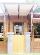 แบบบ้านตัวอย่าง พร้อมขาย บ้านไม้สักถอดประกอบ