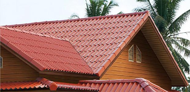 กระเบื้องหลังคาพรีม่า สร้างบ้านเรือนไทยประยุกต์