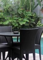 โต๊ะดินเนอร์ ในสวน แบบ Outdoor