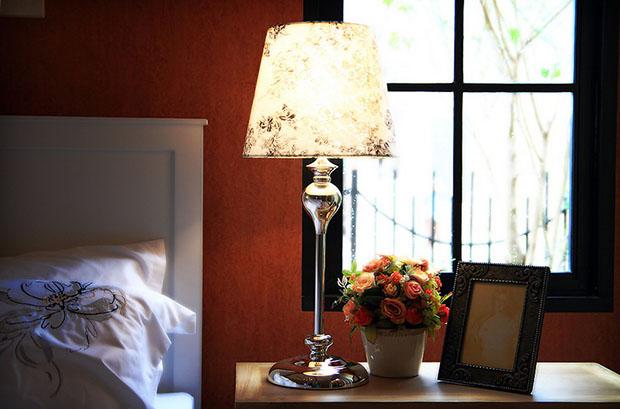 โคมไฟหัวเตียง สวยคลาสสิก
