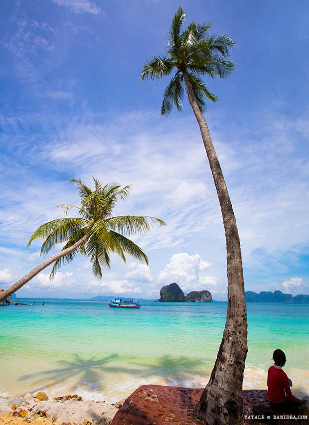 ภาพท่องเที่ยว เกาะไหง หาดทรายสวยๆ
