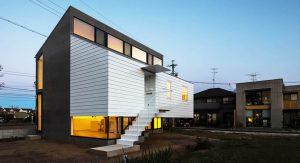 บ้านโมเดิร์นแบบญี่ปุ่น