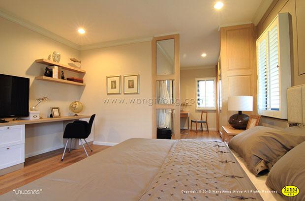 ห้องนอนใหญ่ Master Bedroom