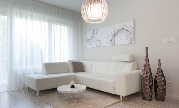 อพาร์ทเม้นท์สีขาว