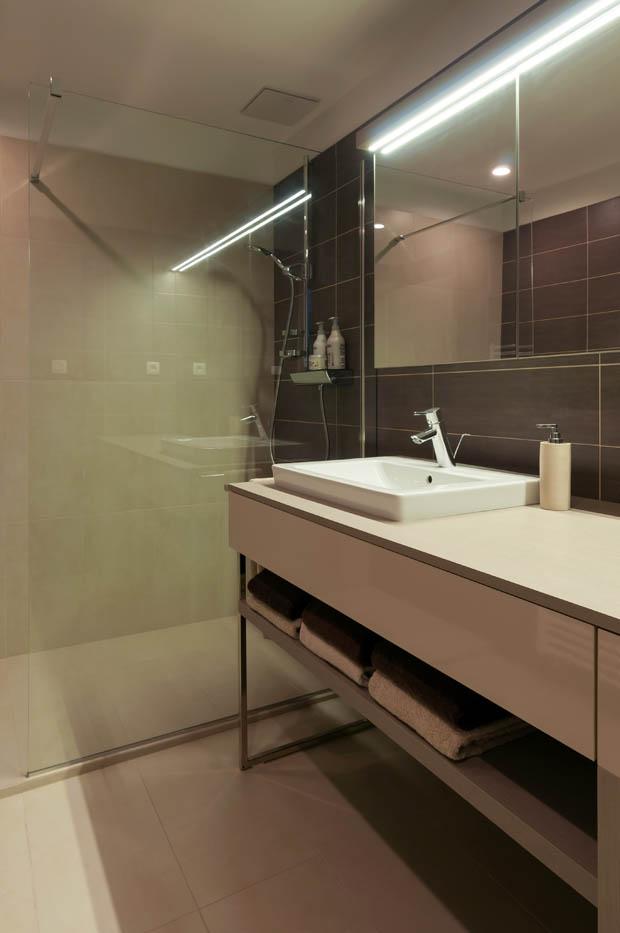 ห้องน้ำในคอนโด