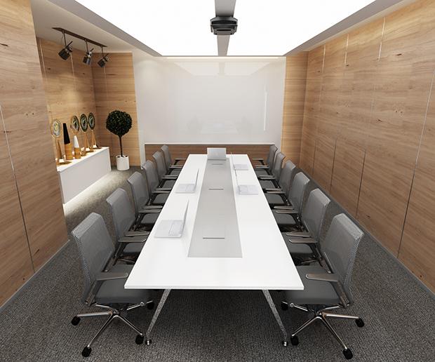 การออกแบบ ตกแต่งห้องประชุม