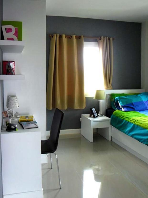 ห้องนอน The Urbana 2