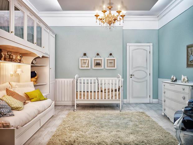 แบบห้องนอนน่ารัก