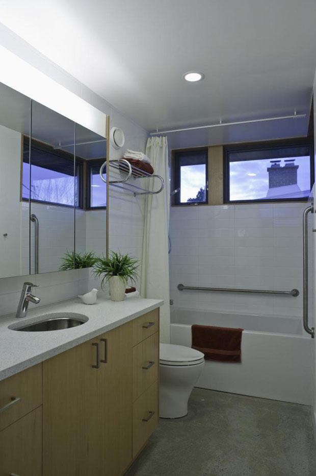 ห้องน้ำเล็กๆ