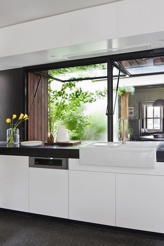 ออกแบบห้องครัว บ้านไอเดีย