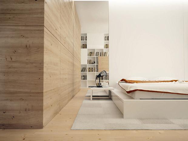 แต่งห้องนอน หนังสือเยอะ ห้องสำหรับคนชอบอ่าน - ไอเดีย - ตกแต่งบ้าน - ไอเดียแต่งบ้าน - ไอเดียเก๋ - ของแต่งบ้าน - แต่งบ้าน