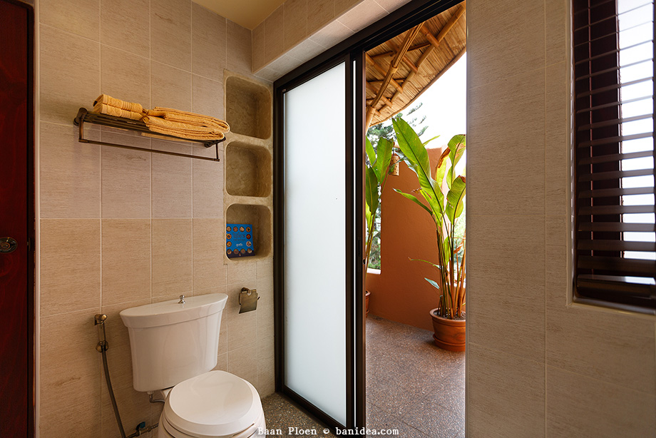 ห้องน้ำแบบแยก Indoor & Outdoor
