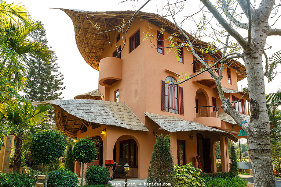 รีวิวบ้านตัวอย่าง บ้านเพลิน ชัยพฤกษ์ เชียงใหม่
