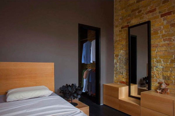 คอนโดมิเนียม 1 ห้องนอน