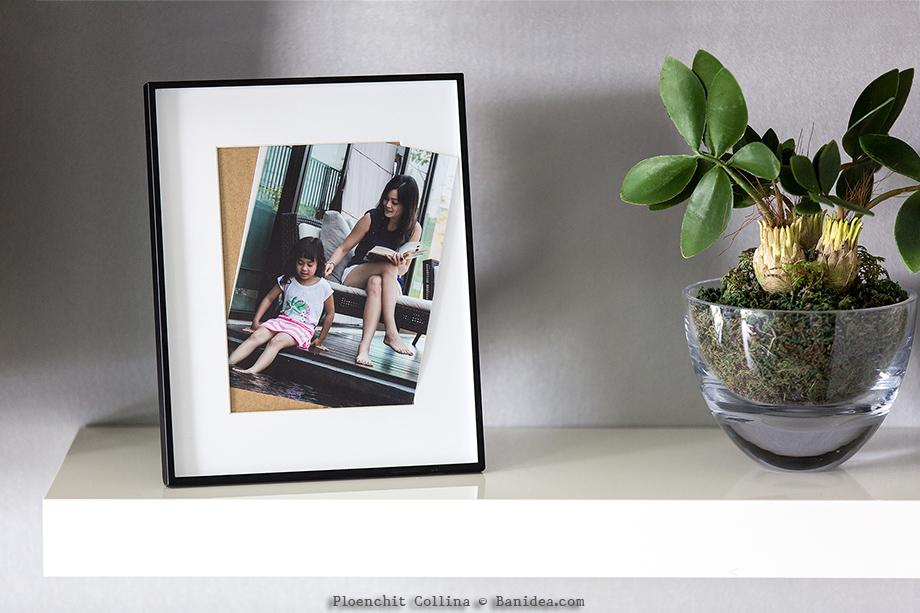 ภาพถ่ายครอบครัว ภายในโครงการเพลินจิต