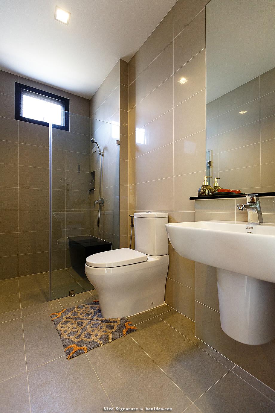 ห้องน้ำ ออกแบบให้รองรับผู้สูงอายุ