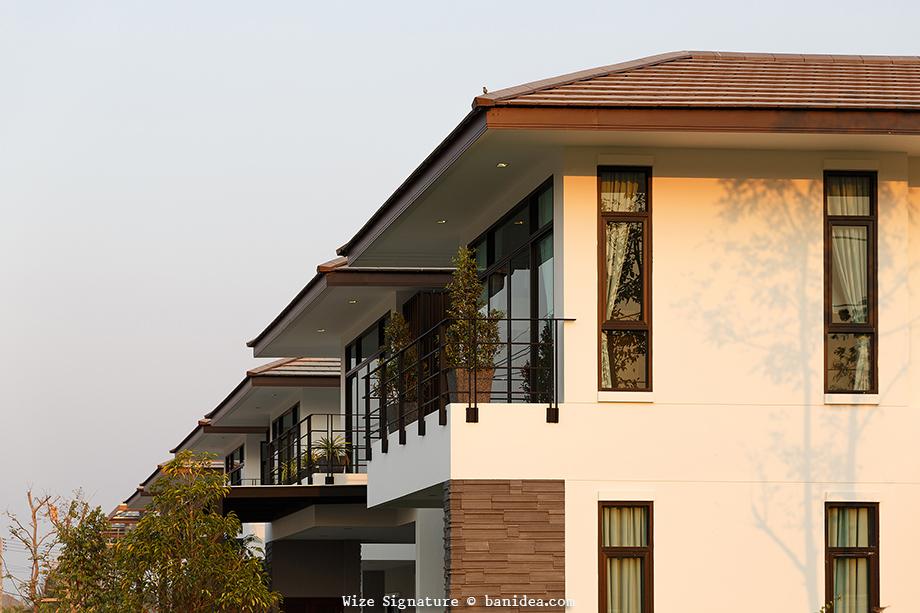 บ้านใหม่เชียงใหม่ ขนาดใหญ่ 300 ตร.ม.