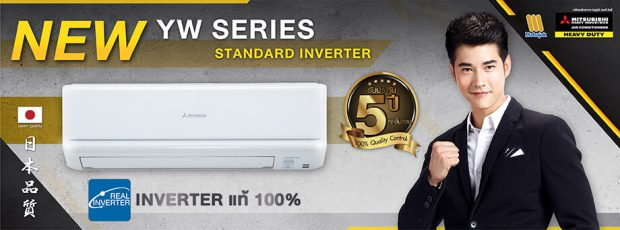 Standard Inverter – YW Series