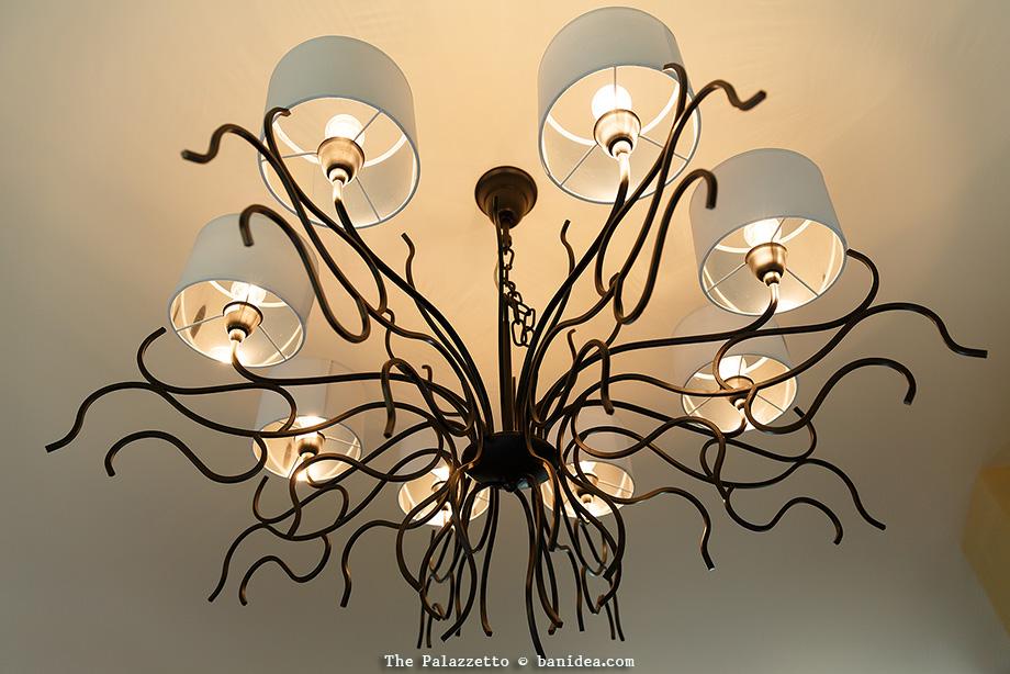 โคมไฟ โต๊ะทานอาหาร