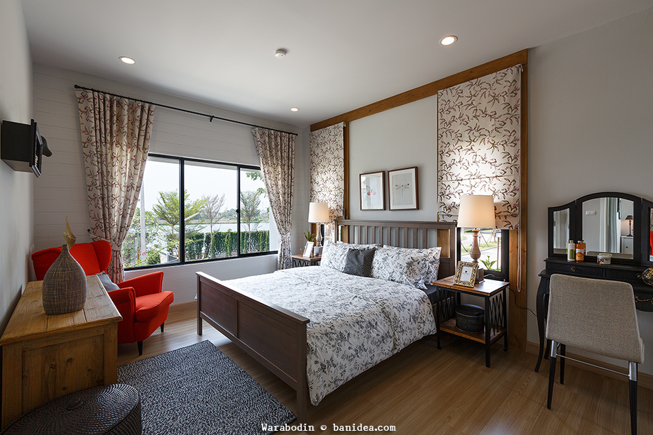 Master Bedroom วราบดินทร์ คลอง 3