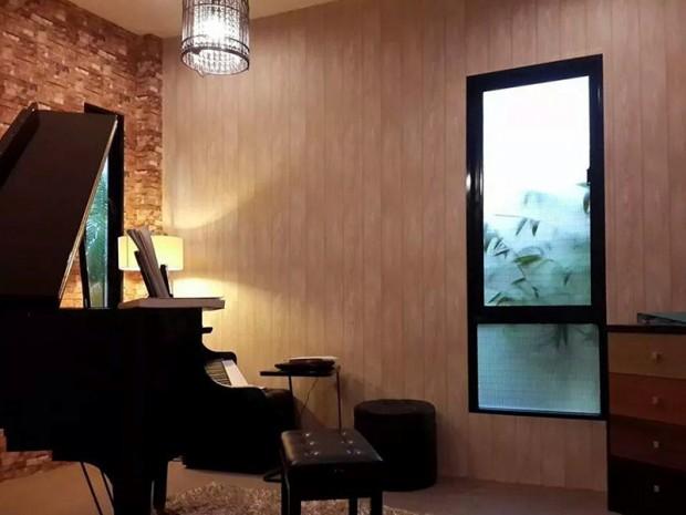 ทำห้องสตูดิโอ เปียโน
