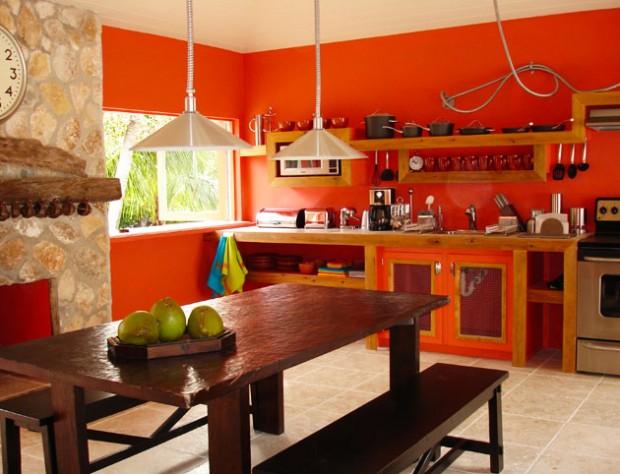 ห้องครัวสดใส