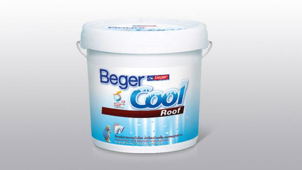 สีทาหลังคา BegerCool Roof
