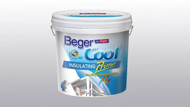 สีรองพื้น BegerCool Insulating Primer