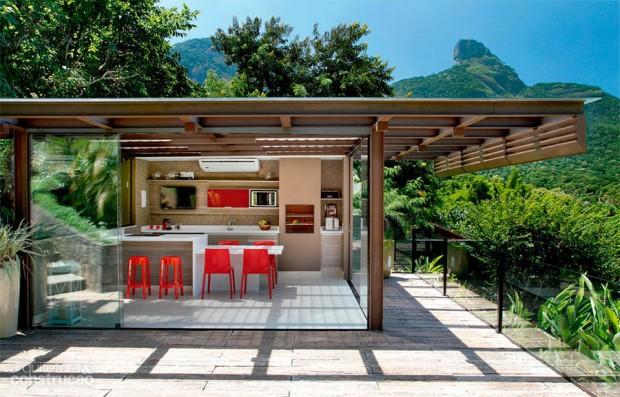 ห้องครัวนอกบ้าน