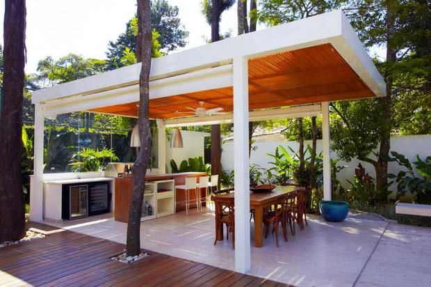 ห้องครัวในสวน
