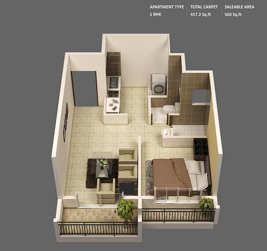แปลนบ้านชั้นเดียวหนึ่งห้องนอน บ้านไอเดีย เว็บไซต์เพื่อ