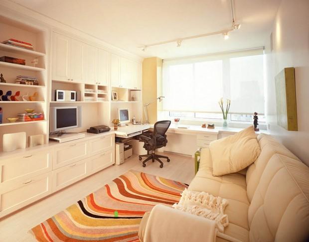 ออกแบบห้องทำงานสวย