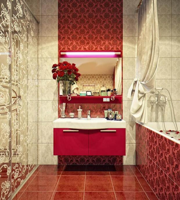 ห้องน้ำสไตล์คลาสสิค