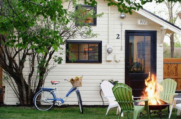 จัดหลังบ้านน่ารัก